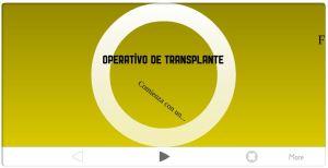 Cómo es el operativo de trasplante